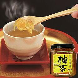 柚茶120g